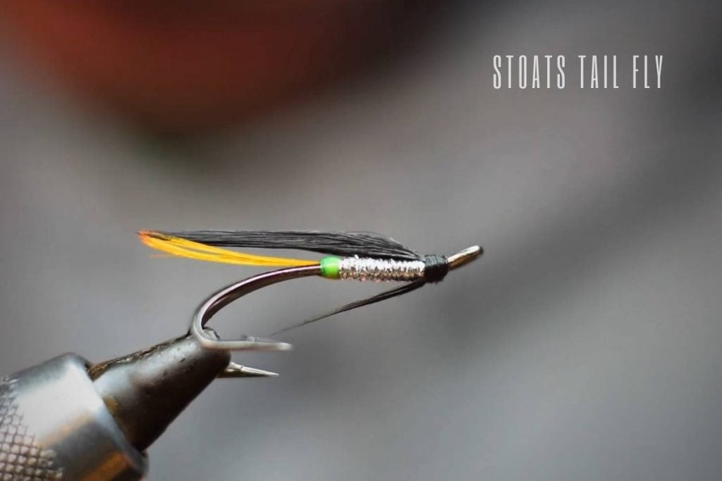 Stoats Tail Fly