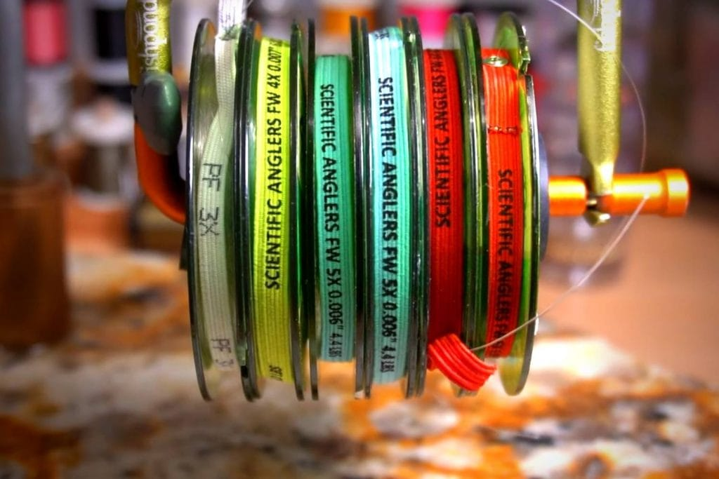 best tippet material for fishing