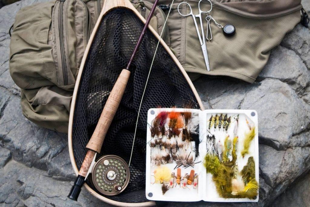 Basic Fly Fishing Equipment