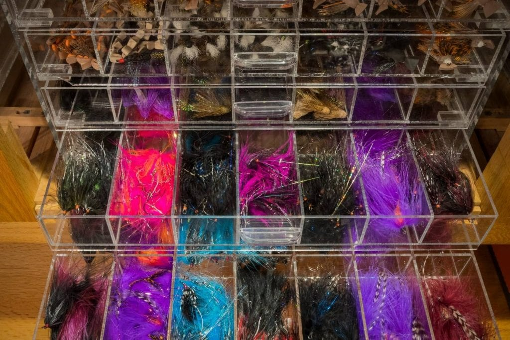 Where can you buy your fly fishing flies from