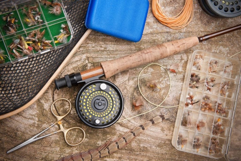 fly fishing basics Accessories