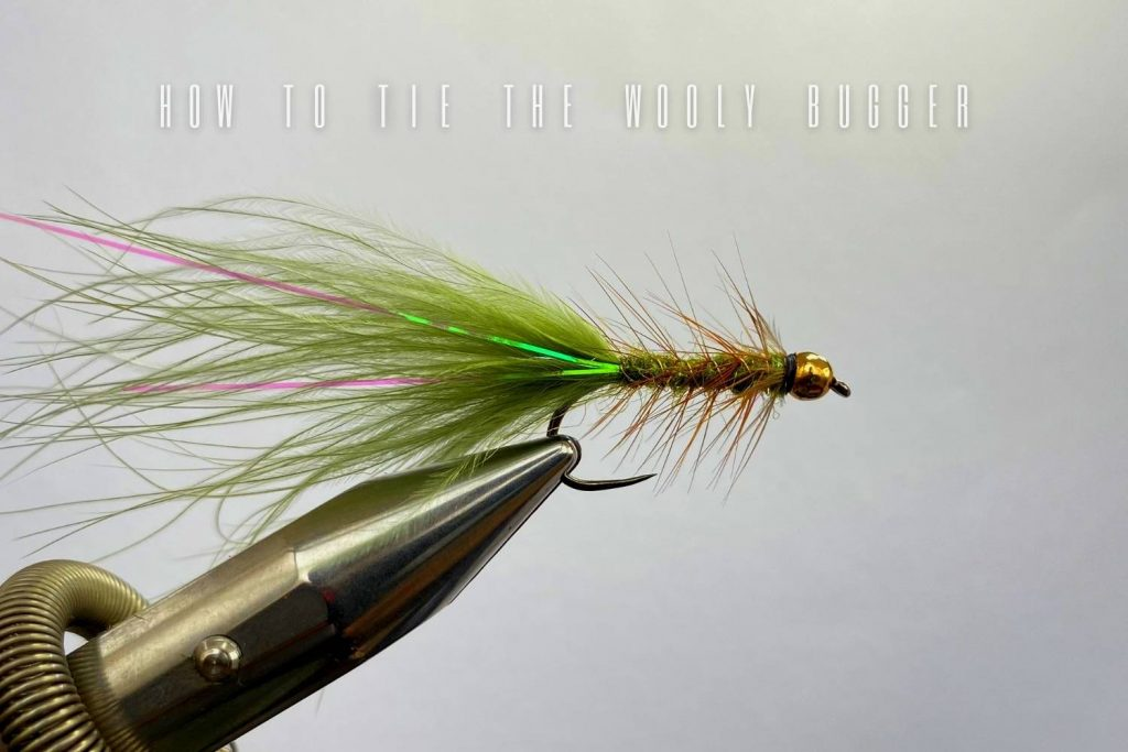 How to tie the wooly bugger