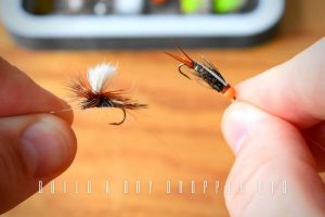 Fly fishing a dry dropper rig is a great method that catches more fish. I was first introduced to dry dropper rigs years ago when I went to guide school in Montana and wow are they effective