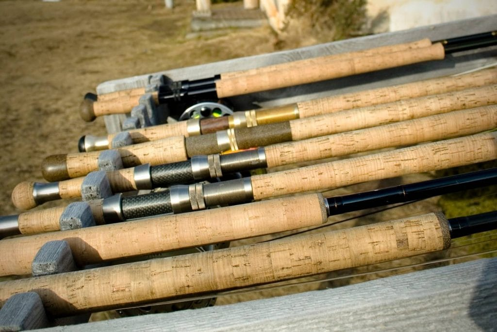 What size rod is best for lake fishing?