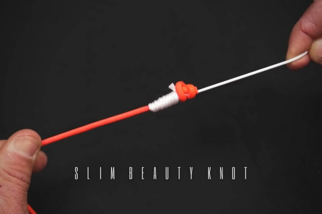 the slim beauty knot