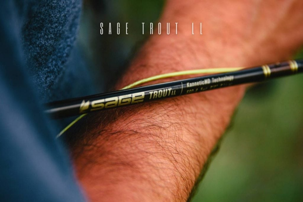 Sage Trout LL Fly Rod Review