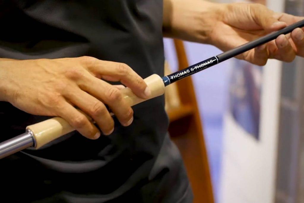 The Thomas and Thomas Exocett Fly Rod