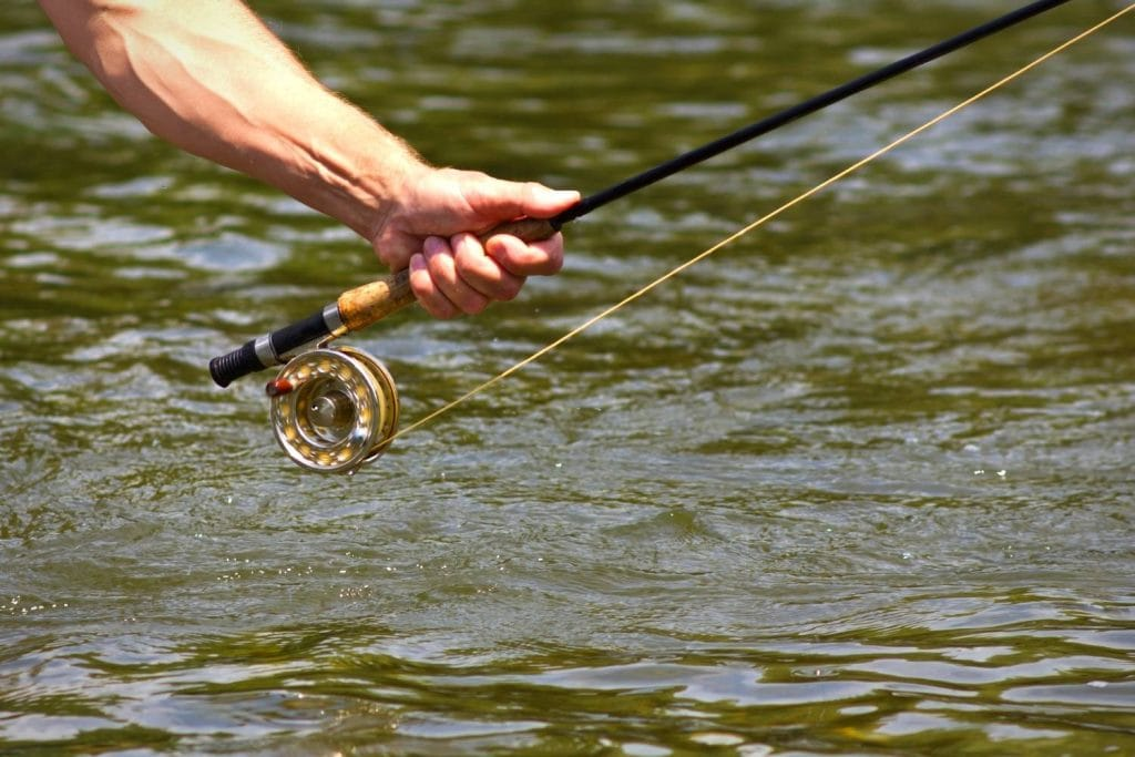 What is a drag on a fly reel