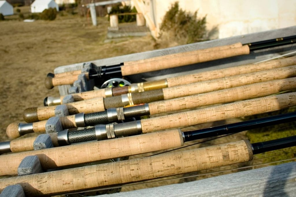 What is the best all-around weight for a fly rod