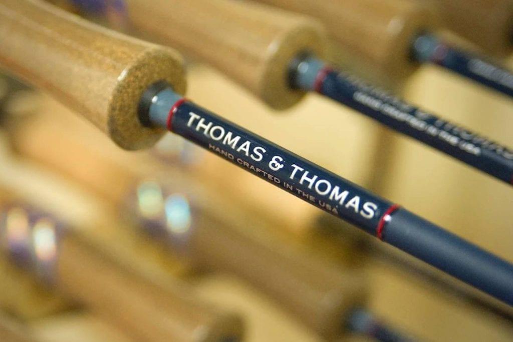 Who are Thomas & Thomas rods
