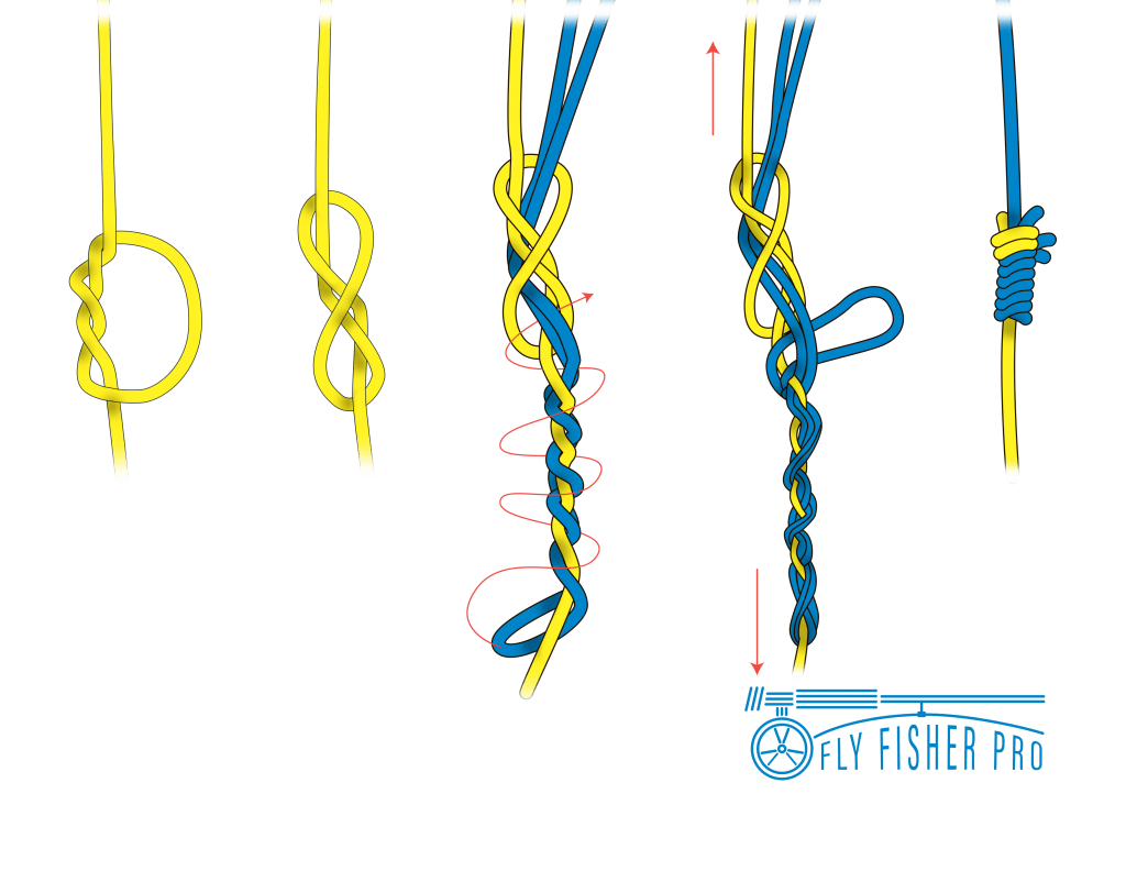 how to tie a slim beauty knot
