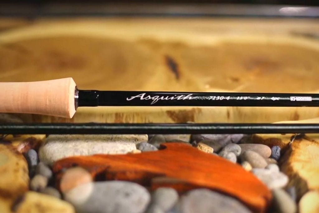 The G Loomis Asquith Fly Rod