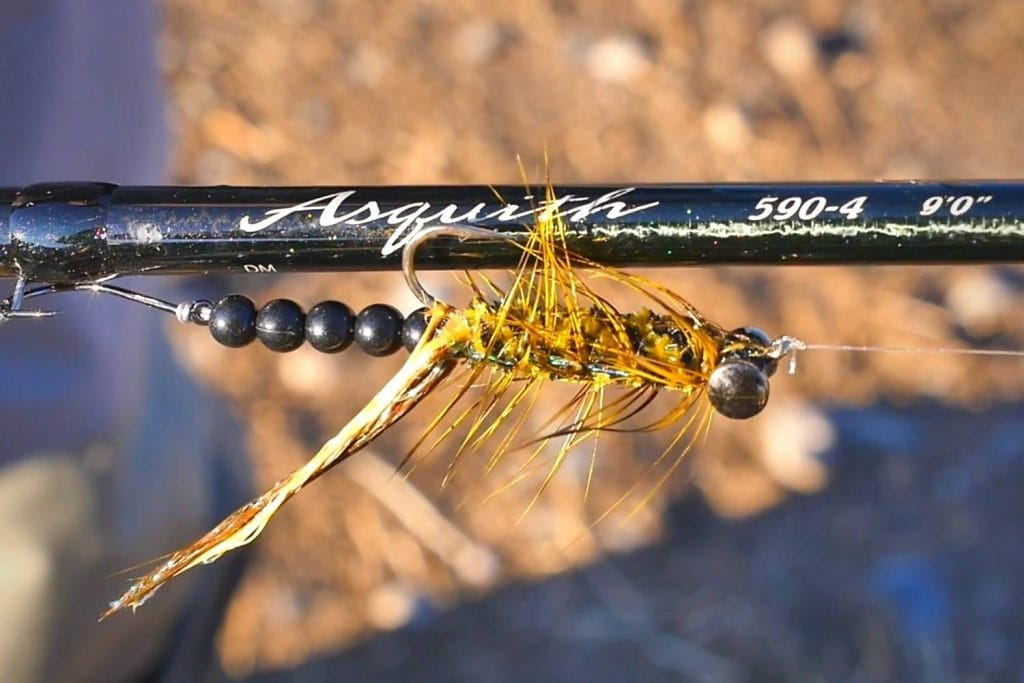 What fly line works best with the Asquith