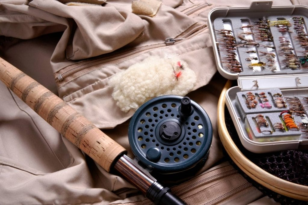 Picking Your Fly Fishing Equipment