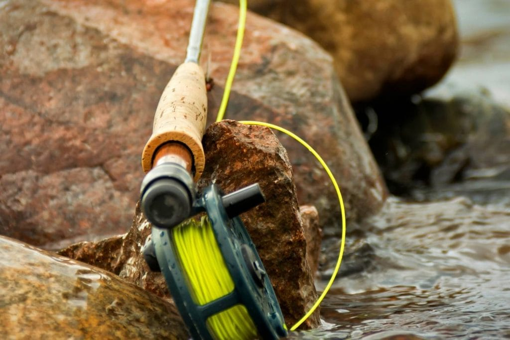 Putting Your Rod And Reel Together