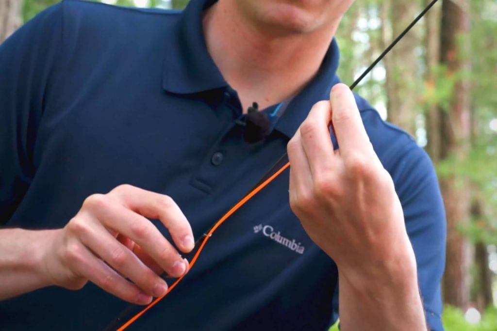 Threading Your Fly Line