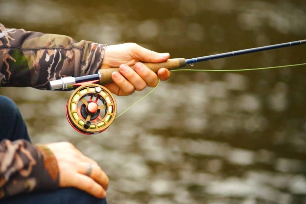 What weight rods are best for beginners