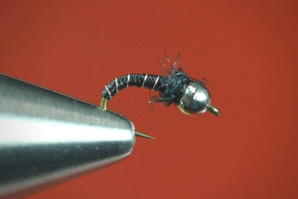 Zebra Midge fly