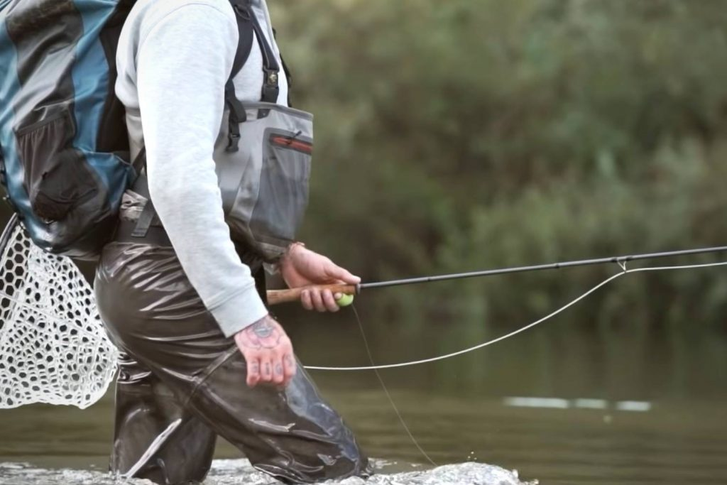 fly fishing gear for muskie