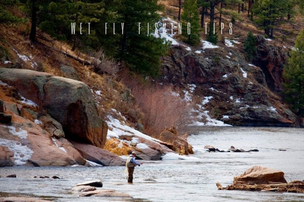 wet fly fishing tips